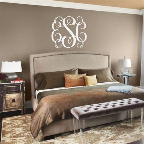 master bedroom art above bed 25 best ideas about monogram above bed on pinterest
