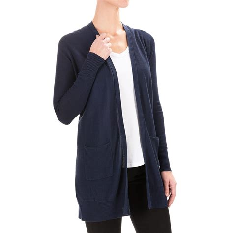 Duster Sweaters by Foxcroft Duster Cardigan Sweater For Save 69