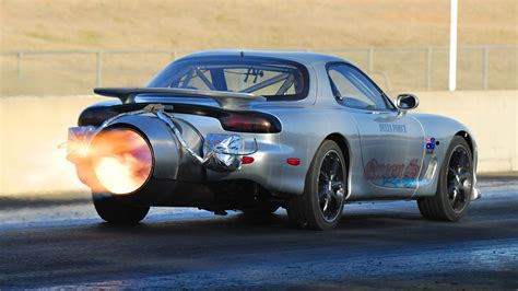 ricer rx7 jet powered rx7