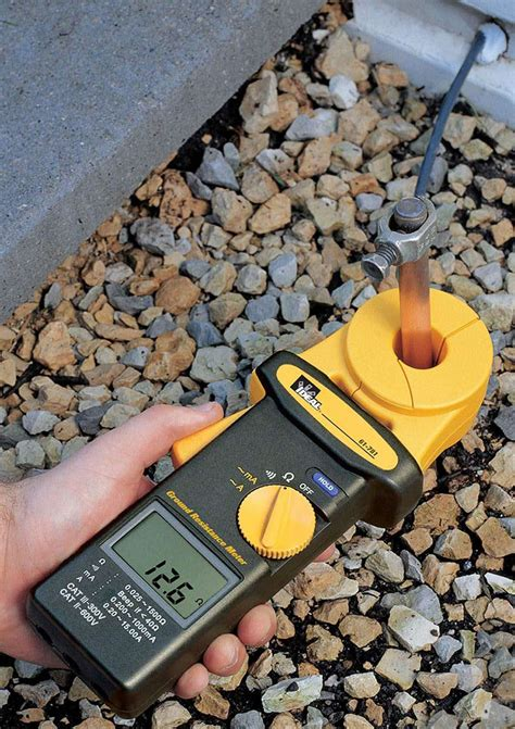 Grounding Meter cl meter cl meter ground