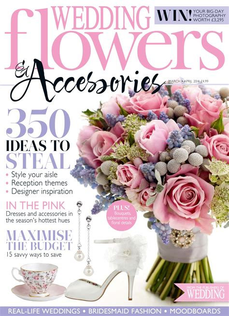 flower wedding magazine wedding flowers wedding flower magazines