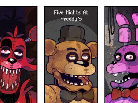 imagenes terrorificas de five nights at freddy s creepypasta five nights at freddy s taringa