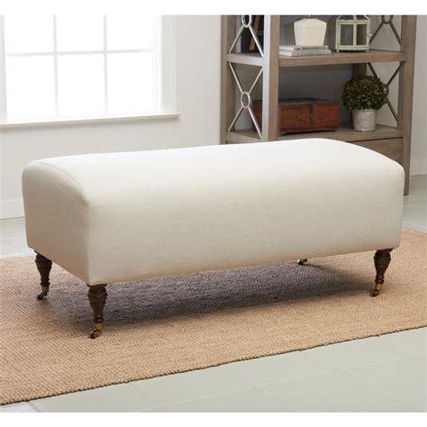klaussner furniture katy beige ottoman k23900ottocmaxbuff