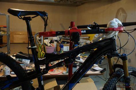bike top bar top bar extender for bike rack cause scratching mtbr com