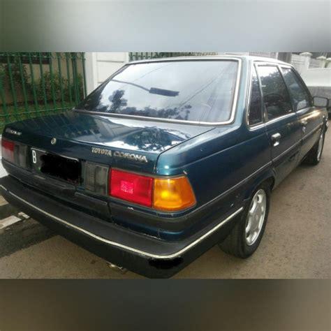 Jual Toyota Corona Gl jual toyota corona gl ltd 85 mobilbekas