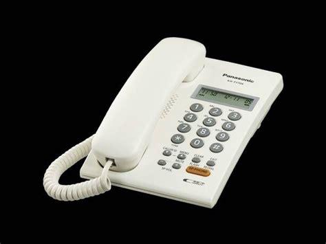 jual panasonic kx t7705 telepon kabel kios