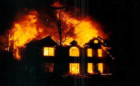 house burning down image gallery house burning down