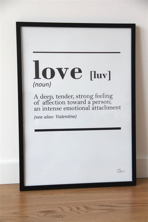 layout dictionary meaning dictionary love printable downloadable poster design
