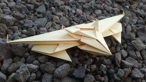 Cara Cara Membuat Origami - cara membuat origami pesawat my crafts and diy projects