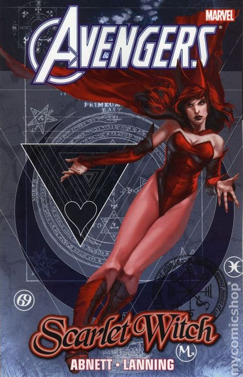 Vision And The Scarlet Witch Tpb 2005 Marvel scarlet witch comic books issue 1