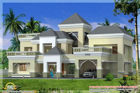 designer home plans may 2012 kerala home design and floor plans