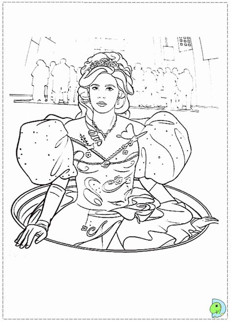 enchanted princess coloring pages enchanted coloring pages az coloring pages