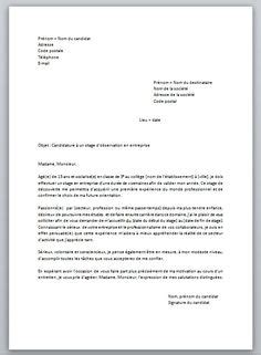Lettre De Motivation Facteur De Qualité 1000 Ideas About Lettre Motivation On Cover Letters Resume And Une Lettre De