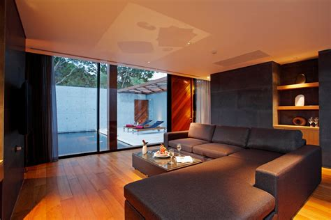 living in a hotel room contemporary resort hotel naka phuket by duangrit bunnag