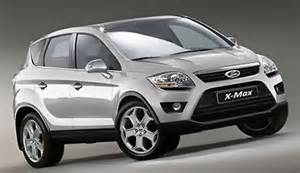 Ford X Ford X Max Focus With All Wheel Drive