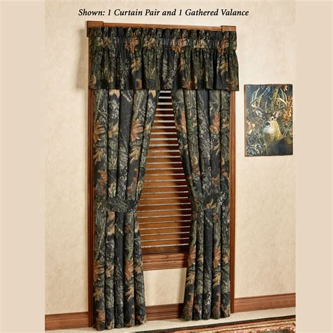 mossy oak camo curtains mossy oak new break up camo window treatment