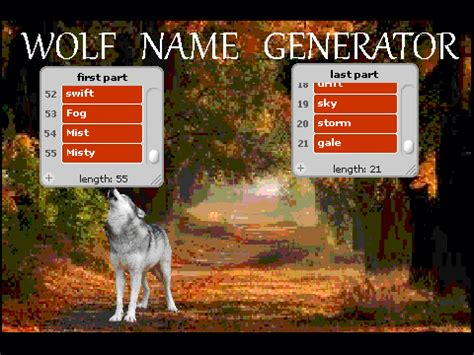 wolf names warrior wolf naming ceremony on scratch