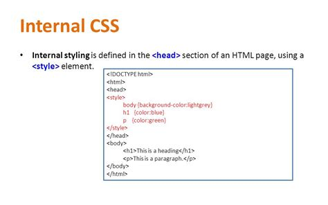 html section element css cascading style sheets ppt video online download