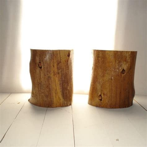 Stump Side Table Tree Stump Side Table Seat