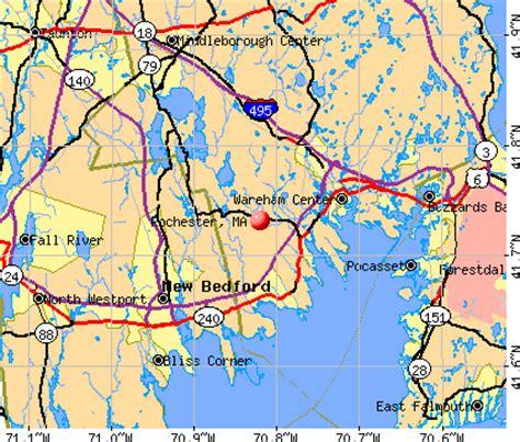 rochester, massachusetts (ma 02770) profile: population