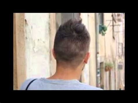 conservative mens haircuts back of head hairstyles for men back of head youtube