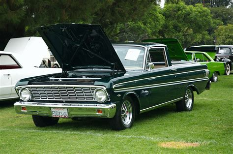 1964 Ford Ranchero by 1964 Ford Ranchero Information And Photos Momentcar