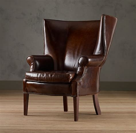 Restoration Hardware Leather Chair by 17 Best Images About Restoration Hardware Finds On
