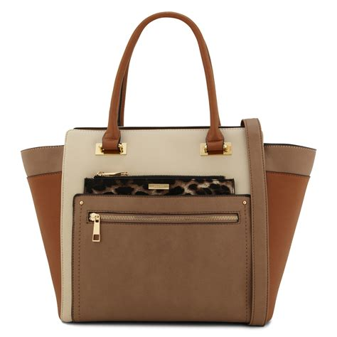 Aldo Tote Bag lyst aldo pineto flared gusset tote bag in brown