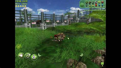 mod game jurassic park builder jurassic park operation genesis in hd with hd mods youtube