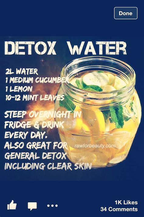 Function Water Detox by Detox Water Health Detox Water And Food