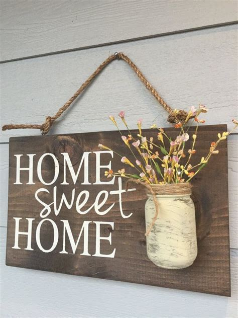home sweet home decoration home sweet home rustic front door sign decor mothers day