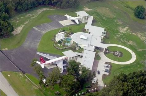 john travolta house ocala 24 chronic news homes of the rich and famous