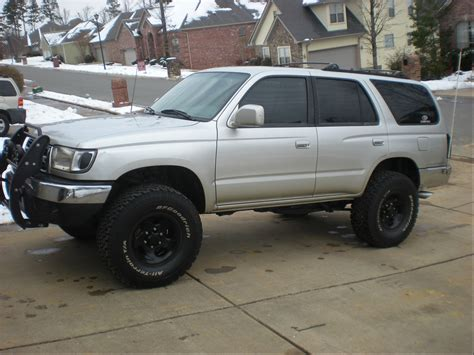 2000 Toyota 4runner Lift Kit 2000 Toyota 4runner Lifted