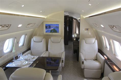 Lineage 1000 Interior by Projecto Embraer C 390