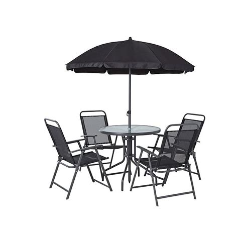 Asda Bistro Table Cuba Patio Set 6 Patio Sets Asda Direct I Want A Garden Home Cuba