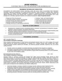 Doc.#604831: Business Resume Example Business Professional