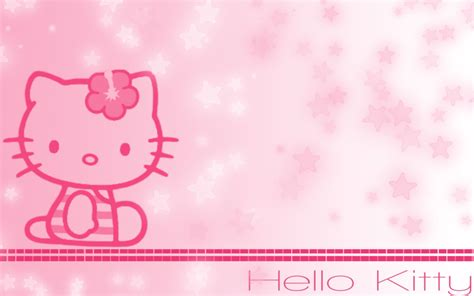 Wallpaper Hello Kitty Warna Pink | hello kitty pink wallpaper wallpapersafari