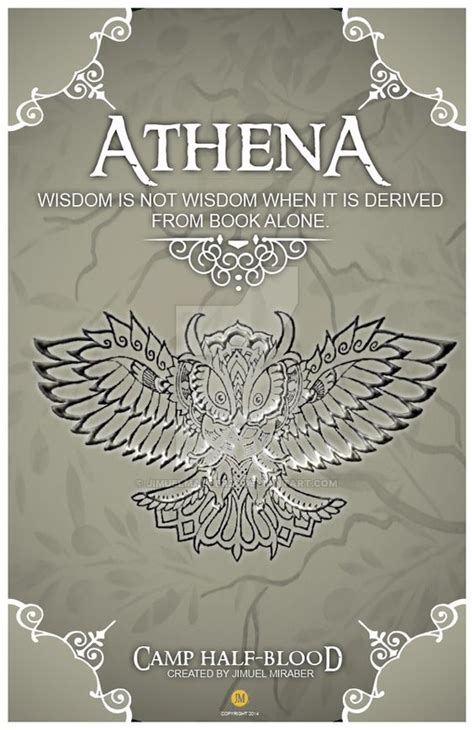 libro goddess wisdom connect to chb cabin poster athena by jimuelmaurer26 on rick riordan greco roman egyptain