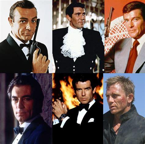aktor film james bond the name s bond james bond counting down the james bond