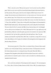 english essay compare amp contrast btwn two movie genre