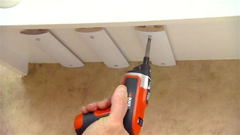 use t molding from your local home improvement store