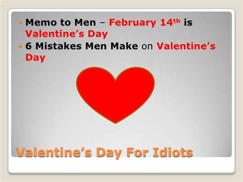 s day mistakes mistakes make on valentines day