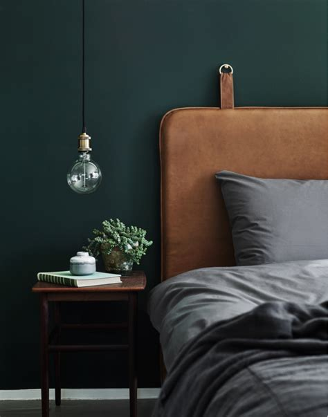 how to make leather headboard leather headboard by danish studio by thornam the style