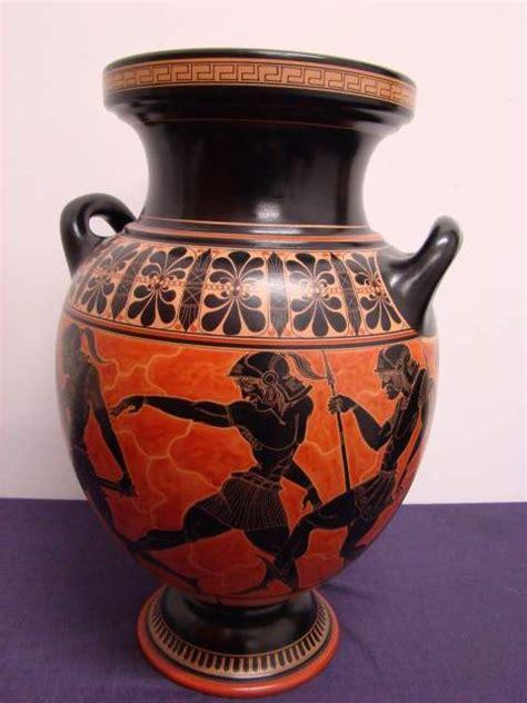 vaso attico grande vaso etrusco attico terracotta a torino kijiji