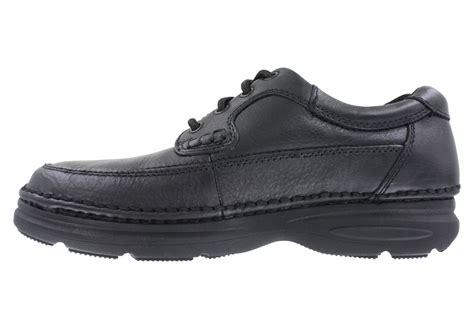 nunn bush cameron comfort gel casual shoes mens nunn bush cameron moc toe oxford black