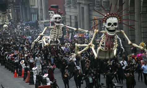 celebracin da de los difuntos en las comunidades dia de muertos pueblos magicos de mexico