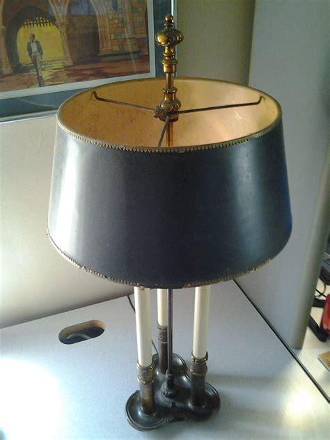 drum shade floor l vintage drum l shades vintage stiffel lampshade repair