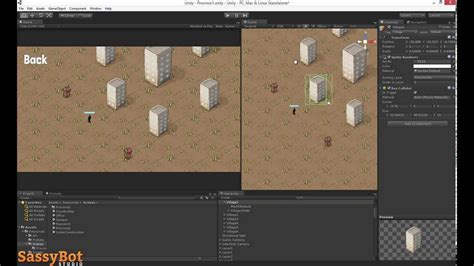 unity engine tutorial 2d unity 2d pathfinding tutorial funnydog tv