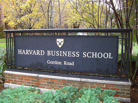 Harvard Executive Mba by Edu In Uni Mba At Harvard