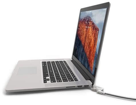how to lock macbook pro retina to desk compulocks macbook pro retina 13 inch wedge bracket cable